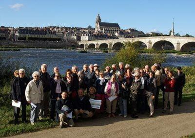 3 Octobre 2016 - Visite d'un pont à l'autre (50 ans de l'association)