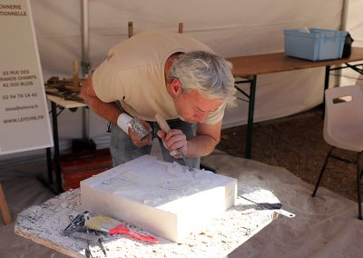 Journées Patrimoine - Sculpteur