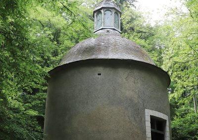 Château de l'Esbat 02 - Chapelle