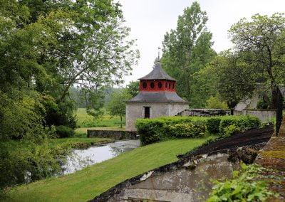 Château de l'Esbat 03 - Moulin